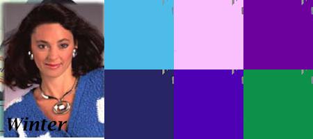 Your Color Test Carole Jackson S Colors