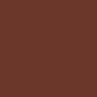 6	(A)	Dark Chocolate Brown	6a372a