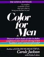 Color For Men Book